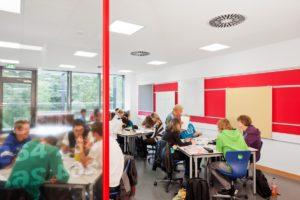 ecophon classroom