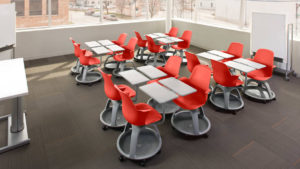 Steelcase Node chairs