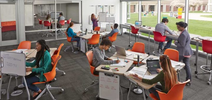 Innovative Classroom Spaces ~ Innovative learning spaces in schools transitions north